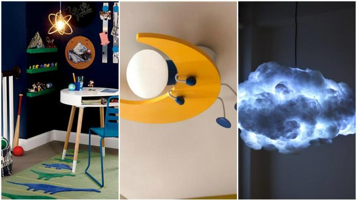 Awesome light fixtures your kids will