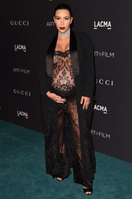 Kim Kardashian's Most Naked Looks: | Kim Kardashian Fashion