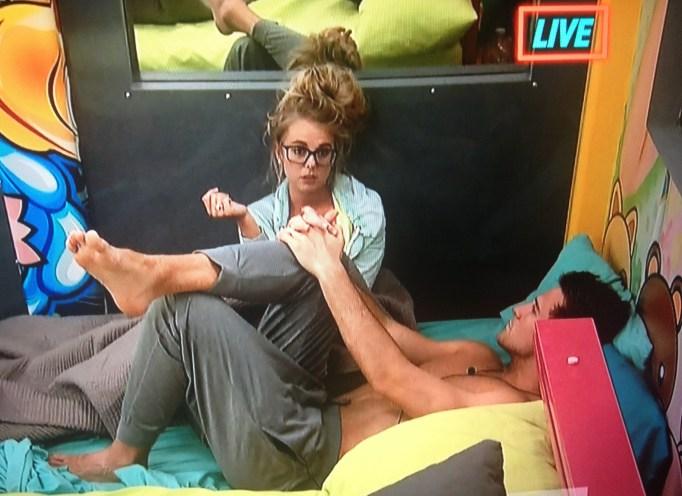 Nicole and Corey Big Brother