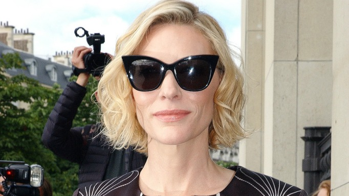 Cate Blanchett quotes on gender equality