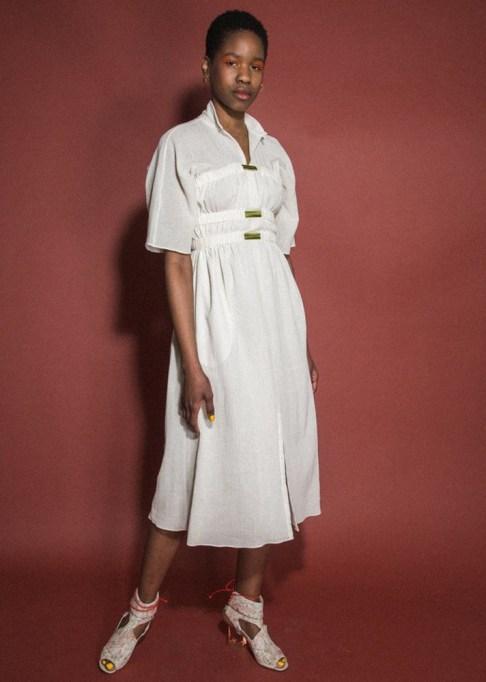 Summer Cocktail Dresses That Are Versatile: Kahle Gathered Kimono Dress | Summer Fashion 2017