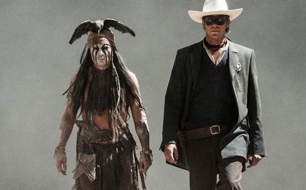 Johnny Depp talks The Lone Ranger