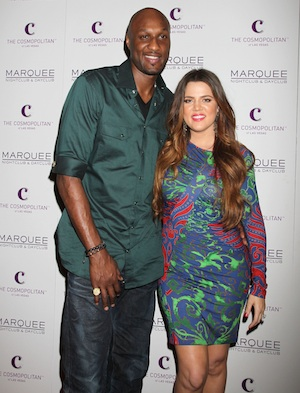 Khloe and Lamar quit their television show.