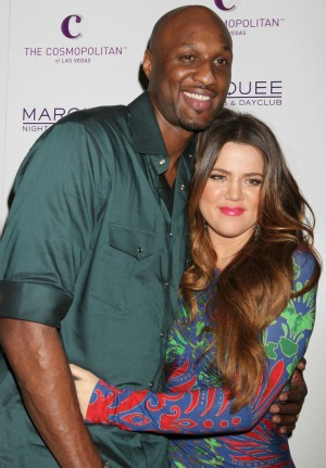 Khloe Kardashian and Lamar Odom going to Dallas