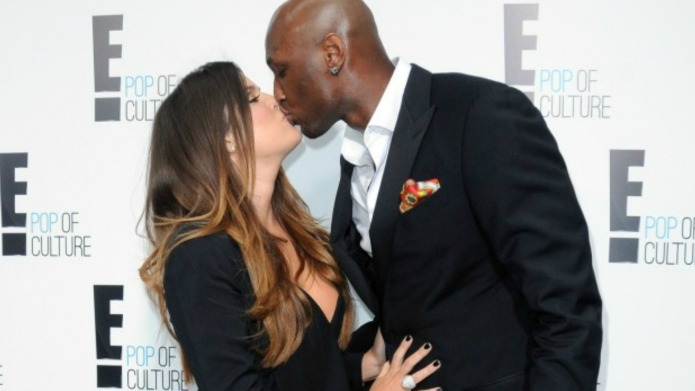Lamar Odom has some fanciful words