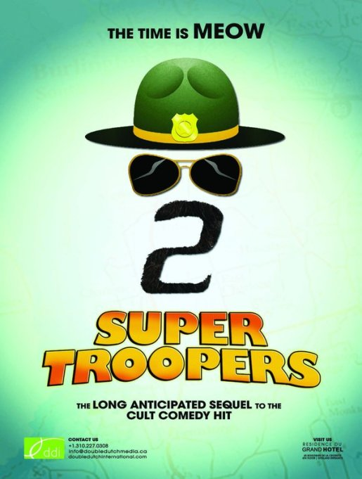 These Sequels & Trilogies Are Being Released in 2018: Super Troopers 2
