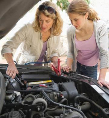 Essential car maintenance tips for teens