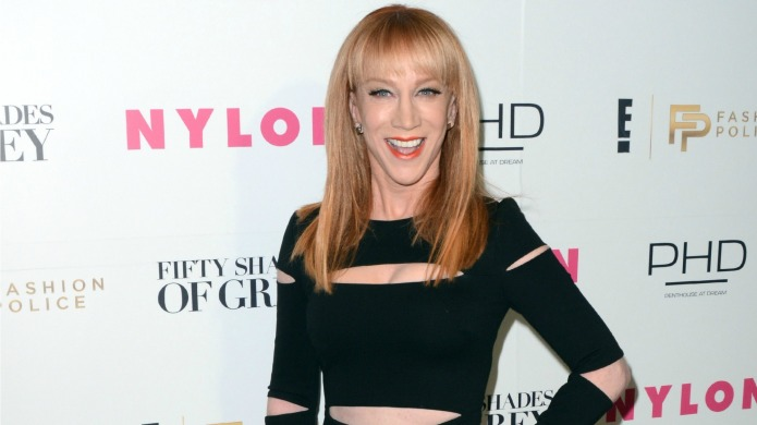 Kathy Griffin slams Fashion Police with