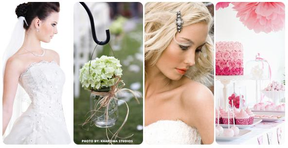 4 Fabulous wedding trends for 2011