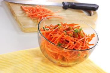 Carrot Golden Beet Slaw