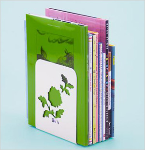 Just Leafing Through Bookends from Land of Nod