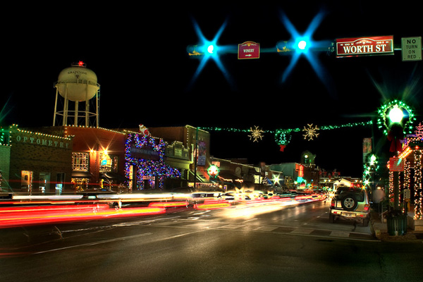 Christmas activities in Dallas-Fort Worth