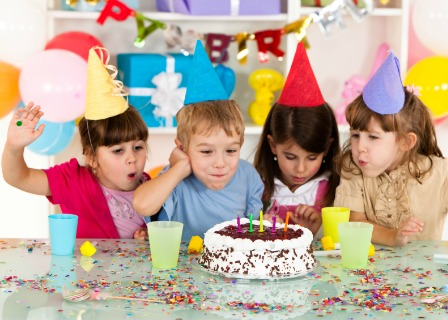 Birthday party - Inclusion for all kids