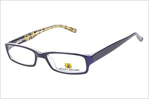 Glodgy glove navy crystal kids eyeglasses | Sheknows.com
