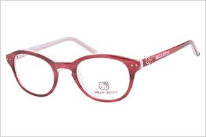 Hello kitty demi pink kids eyeglasses | Sheknows.com