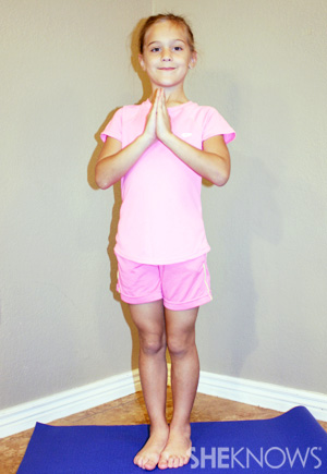 9 yoga poses your kids will love  sheknows