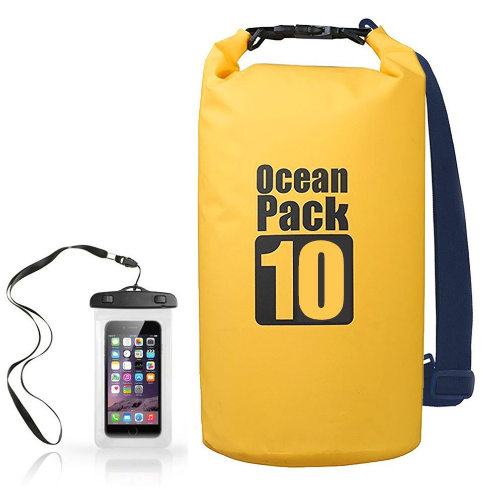 KIKAL floating waterproof dry bag sack