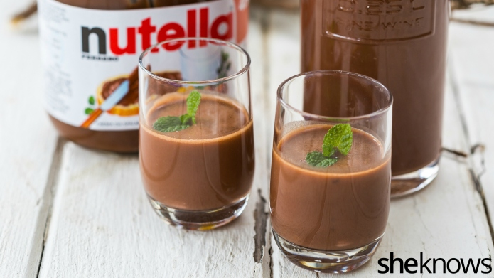 How to make Nutella better: Turn