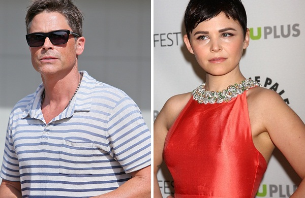 Rob Lowe and Ginnifer Goodwin to star in Killing Kennedy