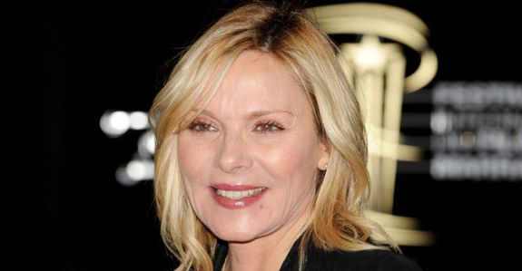 Kim Cattrall claims to be in the dating dumps