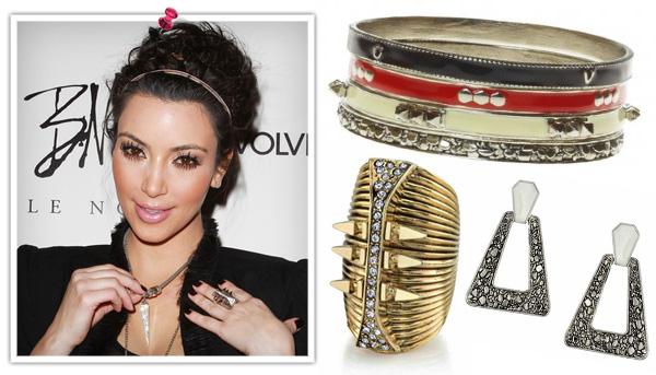 Kim Kardashian Belle Noel collection