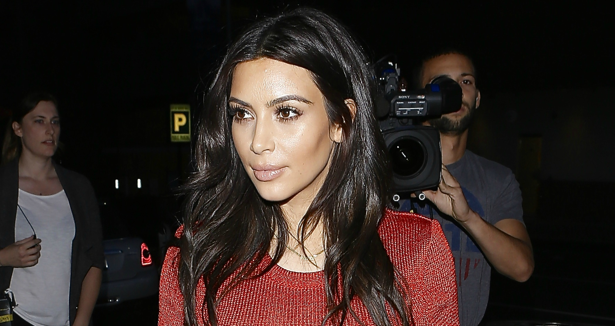 Kim Kardashian addresses the problem of racism on her blog