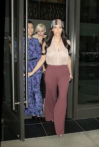 Kim Kardashian turns 31 today