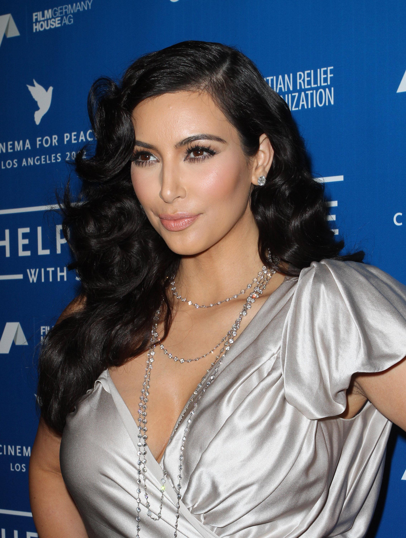 kim kardashian actress