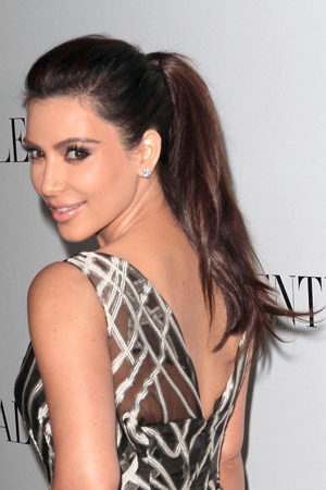 Kim Kardashian has no love onscreen