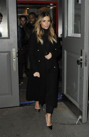 Kim Kardashian slams critics about charity donating
