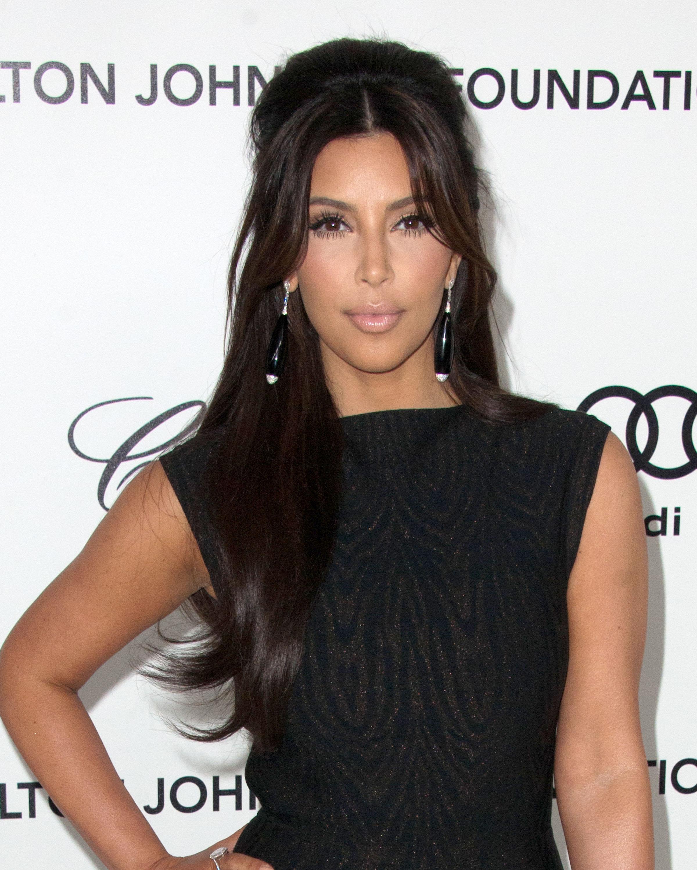 kim kardashian donation