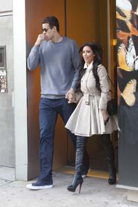 Kim Kardashian ready for wedding to Kris Humphries