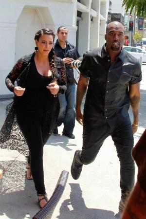 Kim Kardashian and Kanye West engaged?