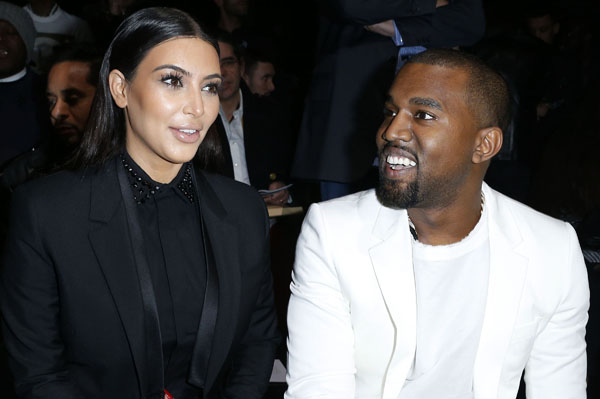 Kim Kardashian and Kanye West might keep North West private