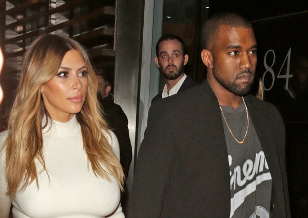 Kim K Kanye West