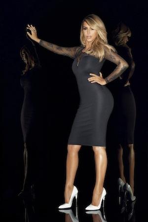 Kim Kardashian sexy photos for Terry Richardson.