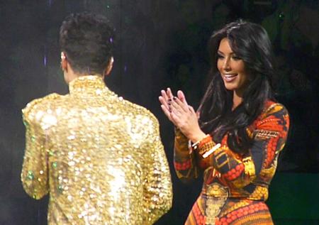 Kim Kardashian Prince