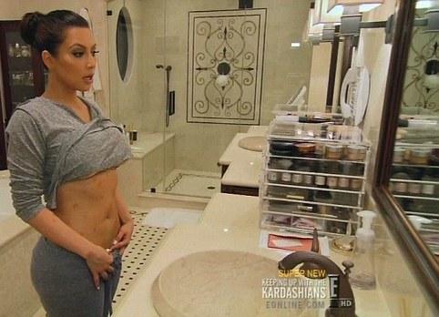 Kim Kardashian diagnoses with psoriasis