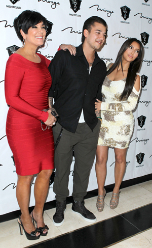 Kim Kardashian is selfish, says Rob Kardashian