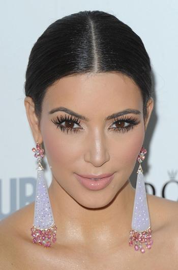 Kim Kardashian Spider Lashes