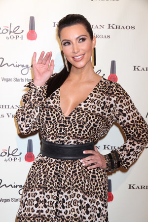 Kim Kardashian said she veered off course with marriage