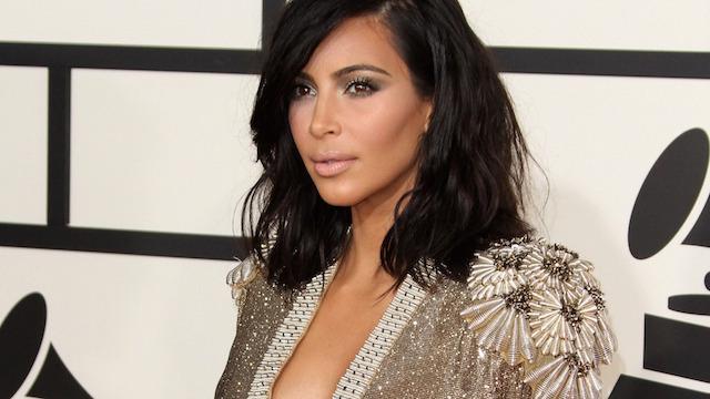 Kim Kardashian is part of a