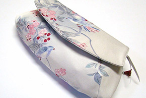 kimono clutch