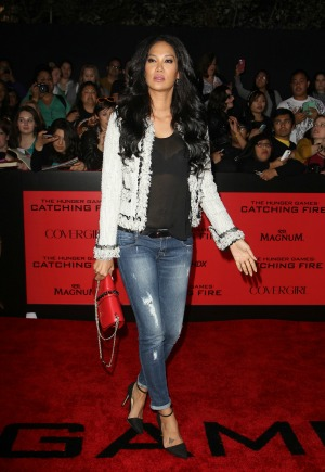 Kimora Lee Simmons is secretly married to Tim Leissner