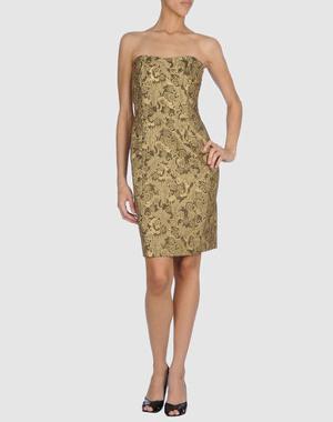 Gold-brocade-dress