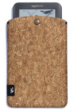 Cork Kindle Sleeve by TAPE