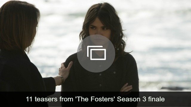 The Fosters Season 3 finale slideshow