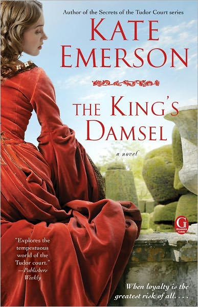 The King's Damsel cover