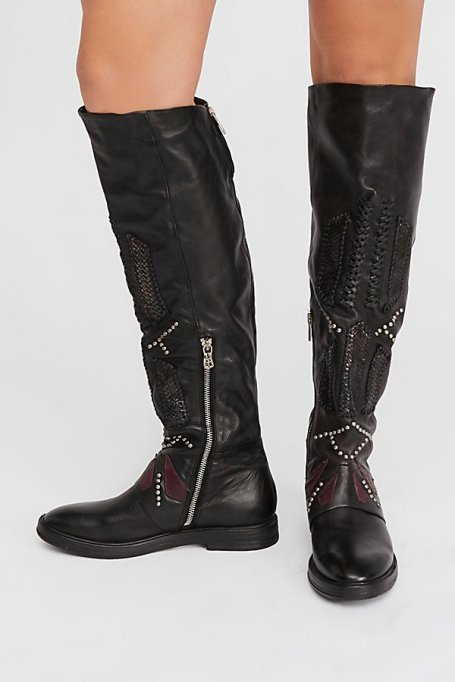Best Pairs of Over-the-Knee Boots: Carl Over-The-Knee Boots | Fall and Winter Fashion 2017
