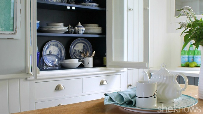 Create the timeless kitchen of your